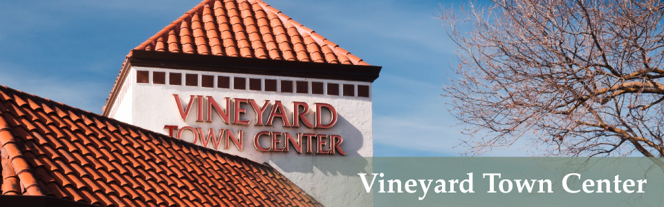 Vineyard Town Center